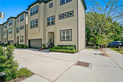 1333 W 22nd UNIT F, Houston, TX 77008 - MLS#: 40414512
