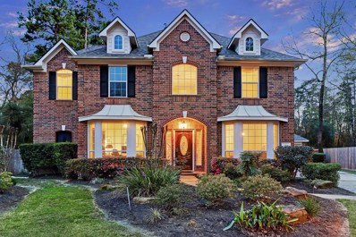 7 Filigree Pines Place, The Woodlands, TX 77382 - MLS#: 40801282