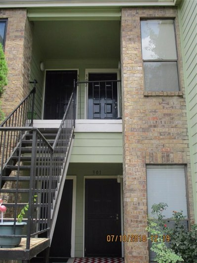 6602 Harbor Town UNIT 302, Houston, TX 77036 - MLS#: 40893709