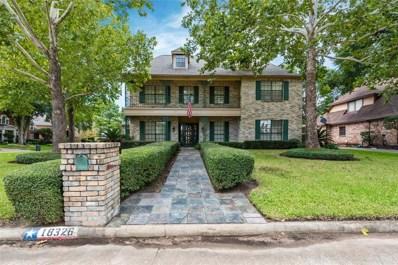 18326 Wilstone Drive, Houston, TX 77084 - MLS#: 41092685