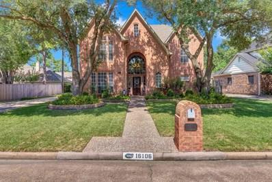 16106 Winchmore Hill, Spring, TX 77379 - MLS#: 41249486