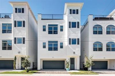 1811 Goliad Street, Houston, TX 77007 - MLS#: 4125984