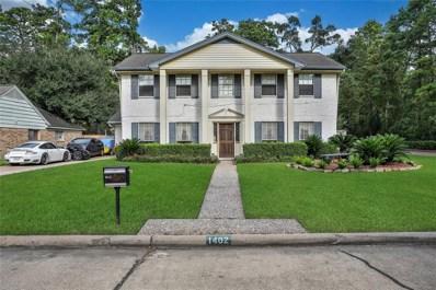 1402 Roanwood, Houston, TX 77090 - MLS#: 41821672
