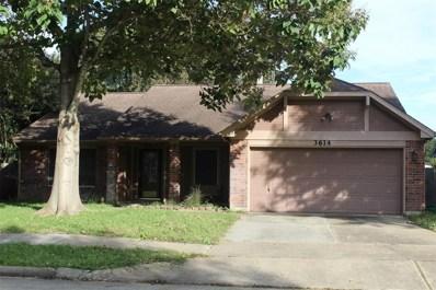 3614 Wildhawk Drive, Katy, TX 77449 - MLS#: 42217536