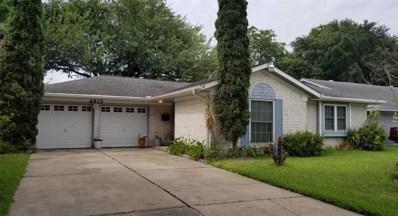 4813 Mistletoe Road, Pasadena, TX 77505 - MLS#: 42530981
