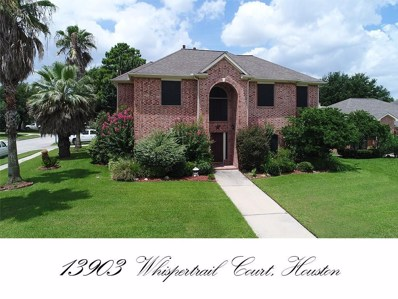 13903 Whispertrail, Houston, TX 77014 - MLS#: 42756618