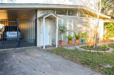 6826 Mobud Drive, Houston, TX 77074 - MLS#: 43063883