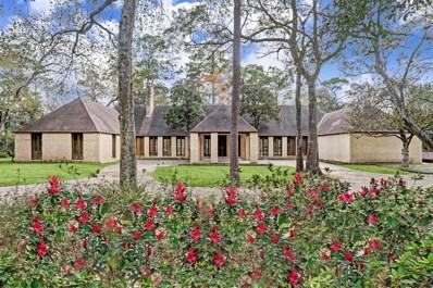 1 Radney Circle, Piney Point Village, TX 77024 - MLS#: 43312410