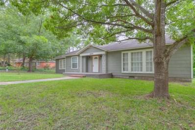 1930 Avenue P, Huntsville, TX 77340 - MLS#: 43943627