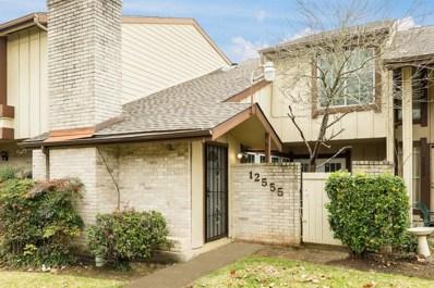 12555 Wellington Park Drive, Houston, TX 77072 - MLS#: 45152086
