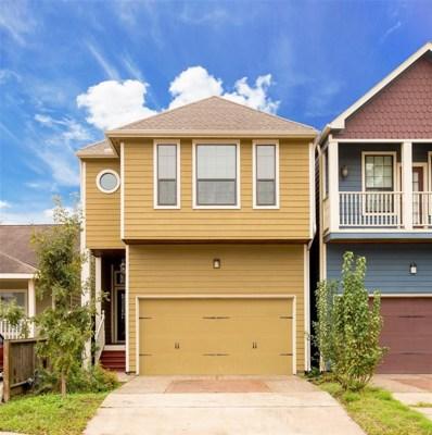 804 Enid Street UNIT B, Houston, TX 77009 - MLS#: 45241169