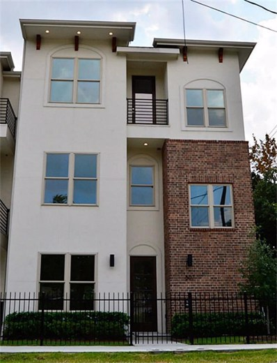 607 Jewett Street, Houston, TX 77009 - MLS#: 45497276