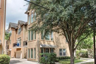 1423 Birdsall, Houston, TX 77007 - MLS#: 4553773