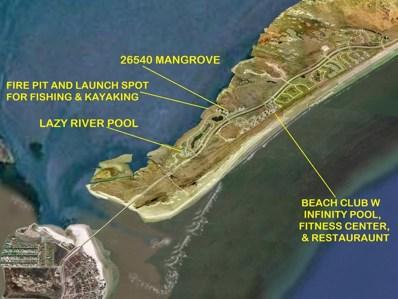 26540 Mangrove UNIT 302, Galveston, TX 77554 - MLS#: 45659641