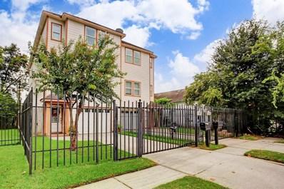 738 W 27th Street, Houston, TX 77008 - MLS#: 45721964