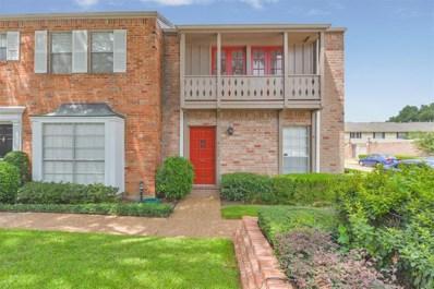6363 Briar Rose Drive UNIT 155, Houston, TX 77057 - MLS#: 4586254