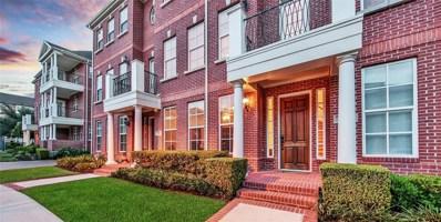 30 Olmstead Row, The Woodlands, TX 77380 - MLS#: 46145867