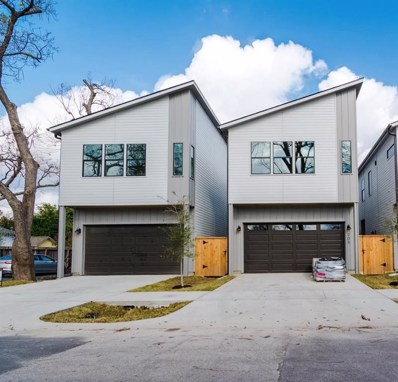 311 Blueberry UNIT A, Houston, TX 77018 - #: 46587604
