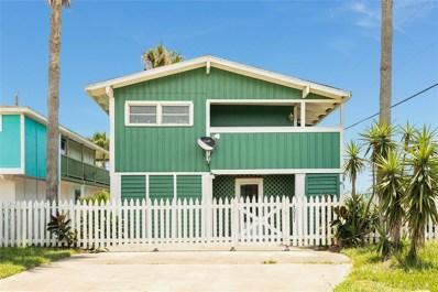4021 Las Palmas, Galveston, TX 77554 - MLS#: 46618126
