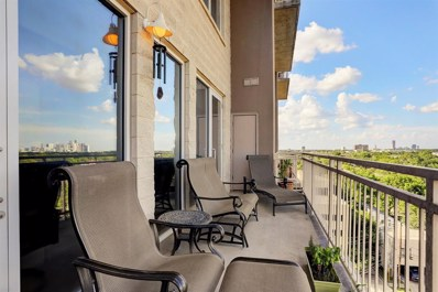2520 Robinhood Street UNIT 809, Houston, TX 77005 - MLS#: 47456397