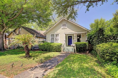 213 E Woodland Street, Houston, TX 77009 - #: 4753865