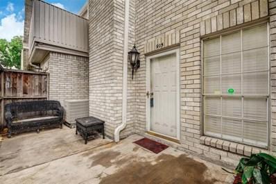 3800 Tanglewilde Street UNIT 905, Houston, TX 77063 - MLS#: 476118