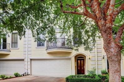 3511 Yupon Street, Houston, TX 77006 - MLS#: 47619655
