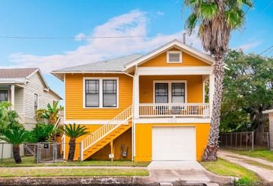 1312 17th, Galveston, TX 77550 - MLS#: 47913831