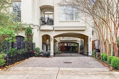 1614 Norfolk Street UNIT C, Houston, TX 77006 - MLS#: 47942904