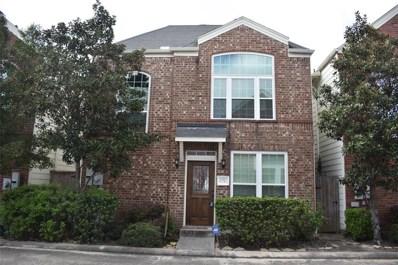 1752 Aden Mist Drive, Houston, TX 77003 - MLS#: 48087706