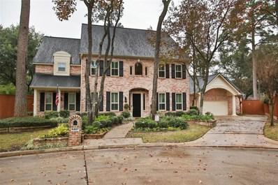 6807 Champion Village Court, Houston, TX 77069 - MLS#: 48094992