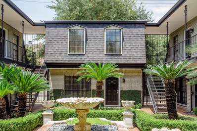 3402 Garrott Street UNIT 8, Houston, TX 77006 - MLS#: 48182351
