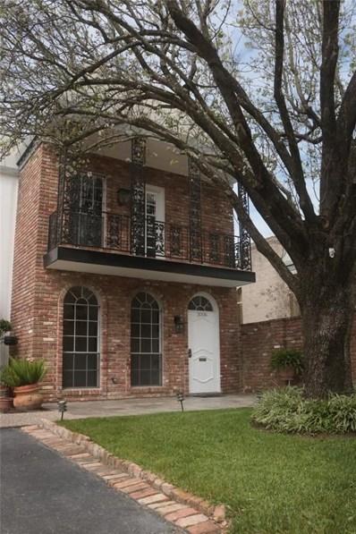 2006 Stoney Brook Drive, Houston, TX 77063 - MLS#: 484012