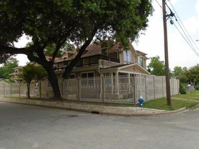5201 Chapman Street, Houston, TX 77009 - MLS#: 48914667