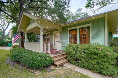 2717 N Sabine Street, Houston, TX 77009 - MLS#: 48962527