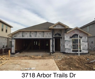 3718 Arbor Trails Drive, Humble, TX 77338 - #: 49539986
