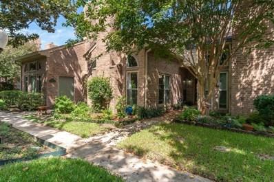 1014 Memorial Village Drive, Houston, TX 77024 - MLS#: 49685148