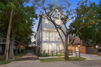 818 Knox Street, Houston, TX 77007 - #: 49915291