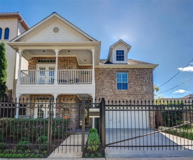 4111 Floyd Street, Houston, TX 77007 - MLS#: 49987337