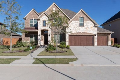 17418 Galloway Forest Drive, Richmond, TX 77407 - #: 5077593