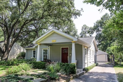 1511 Sue Barnett, Houston, TX 77018 - MLS#: 50801508