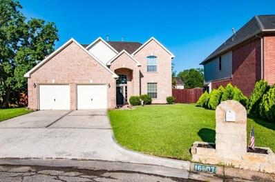 16807 Deck, Crosby, TX 77532 - MLS#: 51456897