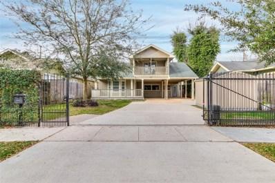 807 Algregg Street, Houston, TX 77008 - MLS#: 51689977