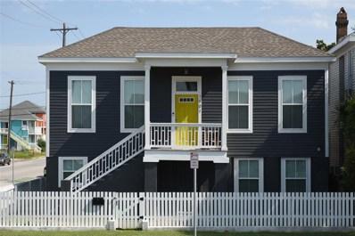 1901 Avenue O, Galveston, TX 77550 - MLS#: 52234143