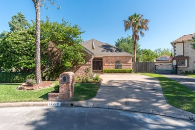12710 Emsworth, Houston, TX 77077 - MLS#: 52338476