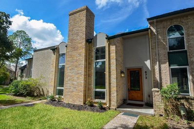 672 N Eldridge, Houston, TX 77079 - MLS#: 52405764