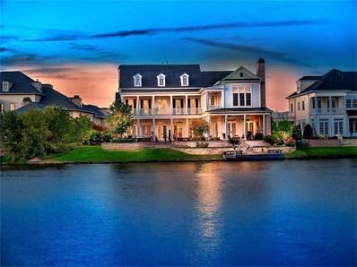 19 E Shore, The Woodlands, TX 77380 - MLS#: 52456358