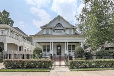 2045 Harvard Street, Houston, TX 77008 - #: 52492594
