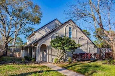 10602 Riverview Drive, Houston, TX 77042 - #: 52653626