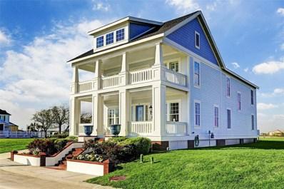 5 Porch Street, Galveston, TX 77554 - MLS#: 53191882
